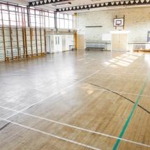 Floor Restoration Sports Hall Lee Chapel Floors Essex 7