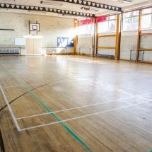 Floor Restoration Sports Hall Lee Chapel Floors Essex 3